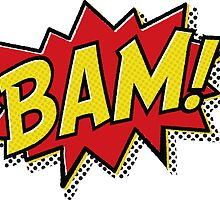 BAM! by jacqs