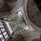 North Transept, York Minster by John Dalkin