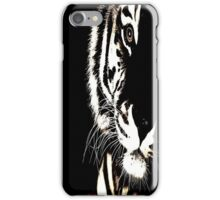 In the Tigers eyes iPhone Case/Skin