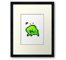 Nuclear Throne - Horror - Chest - HIGH QUALITY Framed Print
