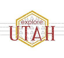 Explore Utah Photographic Print