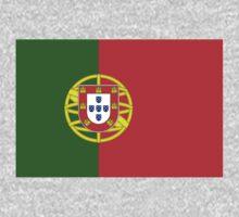 Portugal Flag by cadellin