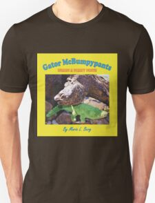Gator McBumpypants Hears a Scary Noise - Cover Unisex T-Shirt