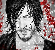 Norman Reedus - Walking Dead - Daryl  by themighty