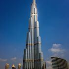 The Burj Khalifa by Jan Fijolek