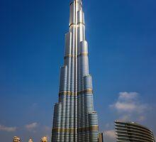 The Burj Khalifa by Jan Fijolek