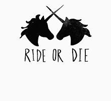 Ride or Die x Unicorn Men's Baseball ¾ T-Shirt