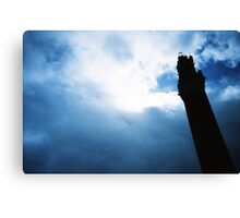 Tower of the Eater Canvas Print