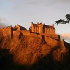 Edinburgh Castle by Jo4578
