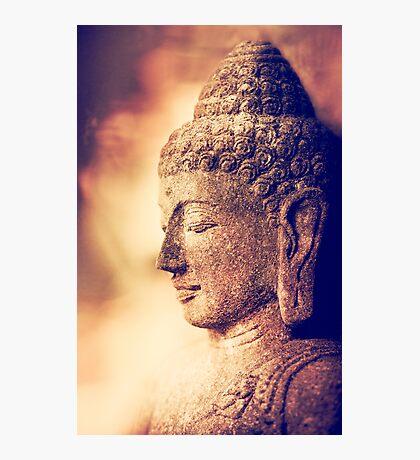 Buddha Meditation Photographic Print
