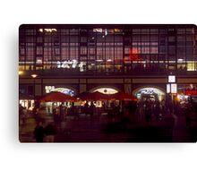 Alexanderplatz, Berlin 2000 Canvas Print