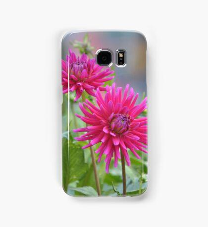 Pink Floral Phone Case Samsung Galaxy Case/Skin