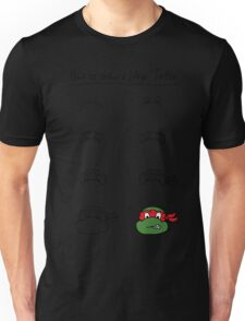 How to draw a ninja turtle T-Shirt