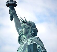Statue Of Liberty by Prettyinpinks