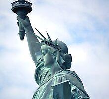 Statue Of Liberty by Prettyinpinks