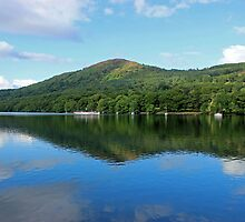 Windermere Reflections by liberthine01