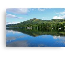 Windermere Reflections Canvas Print