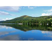 Windermere Reflections Photographic Print