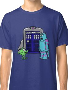 Put That Police Box Back Where It Came From or So Help Me! Classic T-Shirt