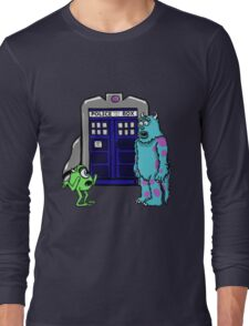 Put That Police Box Back Where It Came From or So Help Me! Long Sleeve T-Shirt