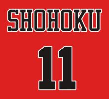 Shohoku 11 by kingUgo