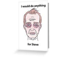 Buscemi Love Greeting Card