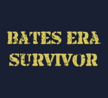 Bates Era Survivor  Kids Clothes