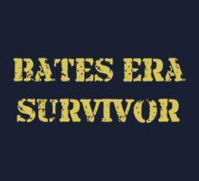 Bates Era Survivor  Kids Tee