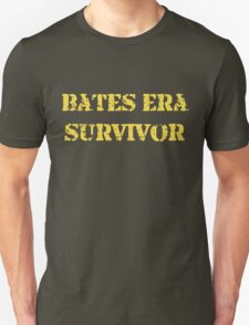 Bates Era Survivor  T-Shirt