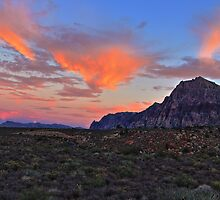 Red Rock Canyon by Katrina  Fries