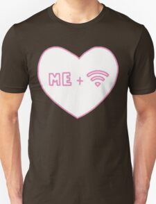 Me + Wifi Unisex T-Shirt
