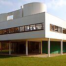 Villa Savoye by Peter Cassidy