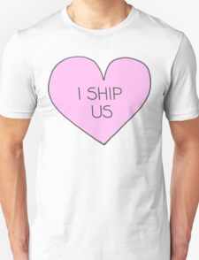 I ship us T-Shirt