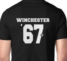 Supernatural - Winchester Jersey #67 Unisex T-Shirt