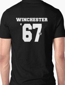 Supernatural - Winchester Jersey #67 T-Shirt