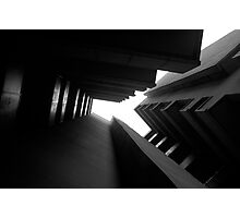 Cluster Block - Denys Lasdun Photographic Print