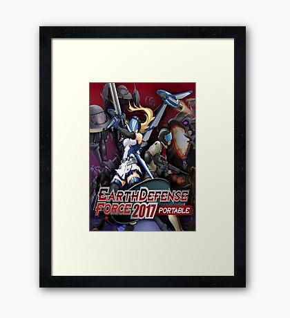 EDF 2017 Framed Print