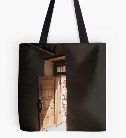 Historic Doorway Tote Bag