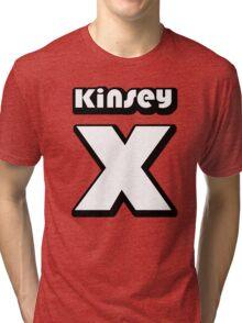 Kinsey's X Tri-blend T-Shirt