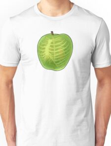 Anatomical Apple Unisex T-Shirt