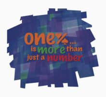 One%... is more than just a number by onepercentworld