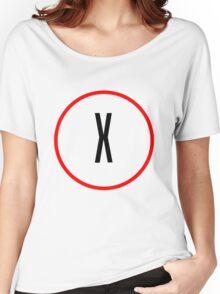 X Files X Women's Relaxed Fit T-Shirt