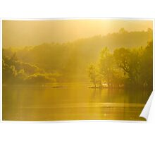 Rydal Summer Evening Poster