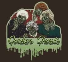 Golden Ghouls T-Shirt