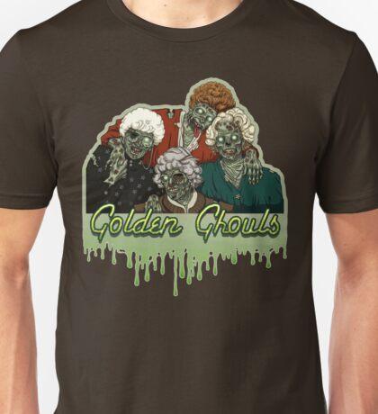 Golden Ghouls Unisex T-Shirt