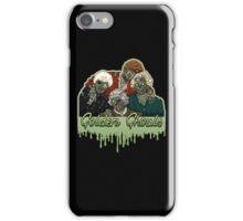 Golden Ghouls iPhone Case/Skin