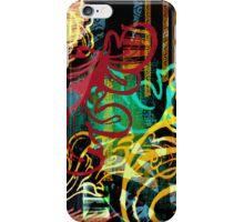 striking colourful-1 iPhone Case/Skin