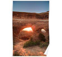 Utah Sunrise Poster