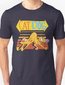 CatDog Sunrise! Unisex T-Shirt