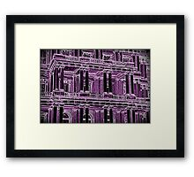 Eisenhower Executive Office Building Framed Print